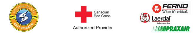 BC First Aid - Authorized Provider: Canadian Red Cross, Lifesaving Society