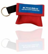 Key chain CPR Kit